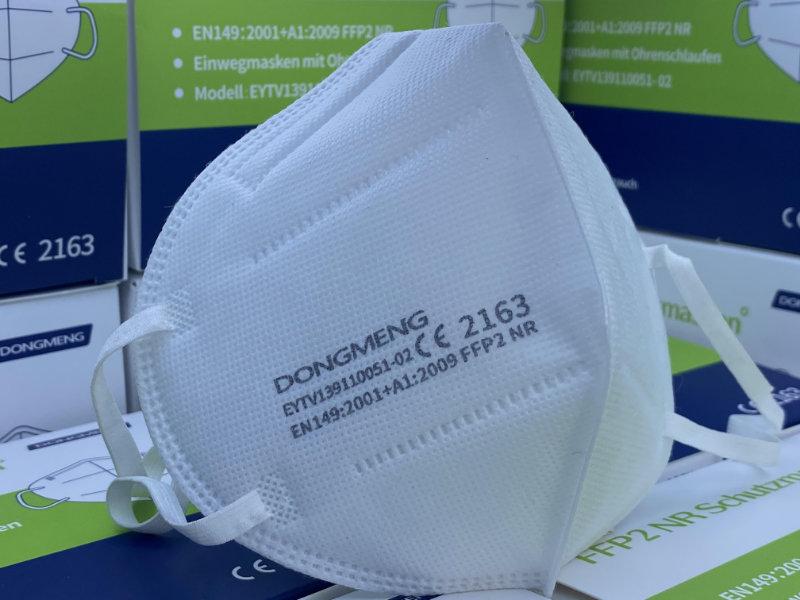 FFP2 Atemschutzmaske sicher online bei Nematec kaufen